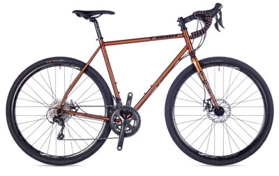 Грэвел-байк - Gravel bike