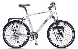 Типы современных велосипедов (классификация) Atb