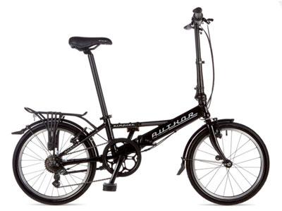 Складной велосипед - Folding bike