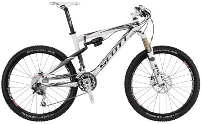 ���������������� ������ ��������� - Full-suspension mountain bike