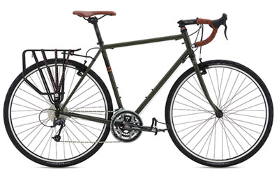 Туристический велосипед (туринг) - Touring