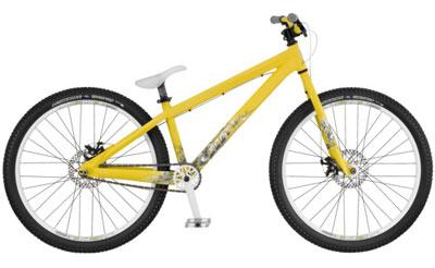 Велосипед для дерта - Dirt MTB